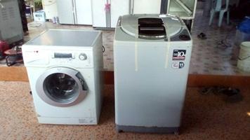 ซ่อมเครื่องซักผ้า